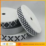 Bindende Band van de Rand van 100% de Polyester Geweven voor Matras