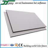 Jiyu PVDF decorativos de aluminio recubierto de PE Panel Compuesto de plástico
