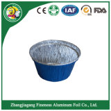 Farbiges Aluminiumfolie-Kuchen-Cup