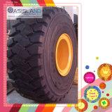 Neumático de la asamblea OTR (26.5r25) con el borde de acero de la rueda de OTR (25-22.00/3.0)