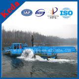 Goede Efficiency van de Scherpe Baggermachine van het Onkruid van het Water