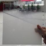 parete di vetro glassata ultra chiara di 6mm