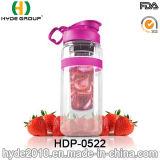 32oz de in het groot Fles van het Water van Infuser van het Fruit, Fles van de Infusie van het Fruit BPA de Vrije Tritan (hdp-0522)
