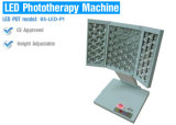소형 LED Phototherapy LED PDT 피부 회춘