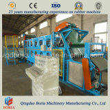 Gummiblatt-abkühlende Maschine in Qingdao