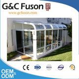 별장 살아있는 집 일광실 두 배 강화 유리 Portable 일광실