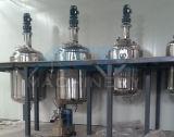 Tanque de mistura Jacketed do dobro do aço inoxidável (ACE-JBG-J7)