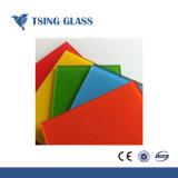 3-12mm Impression Silk-Screen verre trempé avec logo Desings