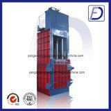 Máquina hidráulica vertical de la embaladora del algodón