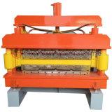 二重層の機械を形作るフルオートマチックの屋根シートロール
