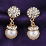最も売れ行きの良い水晶模造ガラス真珠の衣服のアクセサリーセット