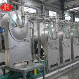 ファイバーの遠心分離機のふるいを分ける中国の低価格のポテトの製造プラント