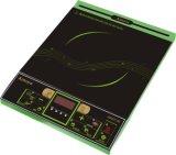 2000W 압박 통제 지적인 감응작용 가열판 단 하나 가열기 감응작용 요리 기구 전자기 오븐