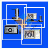 Het Meetapparaat van de Hardheid hb-3000b Brinell/de Machine van de Hardheid Brinell