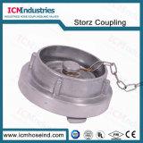 L'aluminium Storz Capuchon de couplage avec la chaîne