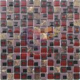 Mosaico de vidrio y resina mezclada con el marco de plástico (CSR090)