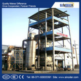 Consumption basso Small Coal Gasifier con Ce Certification