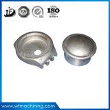 Corps de valve de carter de valve d'acier inoxydable d'OEM par le moulage au sable