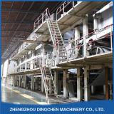 (Cc-2400mm) Camiseta de la base de la junta de la línea de producción de bobinas de papel Jumbo