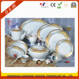 Dinner Set Gold Coating Machine Zhicheng