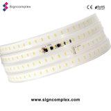 Imperméabiliser la bande flexible mise en pot de 120 volts DEL de colle de 2835 unités centrales