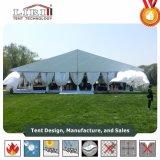 muri laterali di alluminio Wedding del PVC del blocco per grafici della tenda di 20X30m