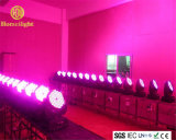 108pcs teñido de luz LED 3W para la boda Tcatwalk Haz Cabezal movible LED