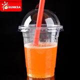 처분할 수 있는 공간 PP/애완 동물 플라스틱 연약한 마시는 주스 컵