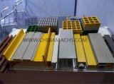 La reja de FRP/GRP Pultruded fabrica