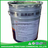 Enduit imperméable à l'eau non corrigé chaud d'asphalte en caoutchouc de vente avec la qualité