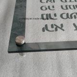アクリルの額縁、単一のパネルのゆとりの壁の台紙の額縁