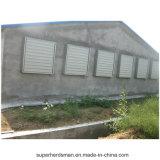 Ventilatori variabili di Frenqency di 50 pollici utilizzati nella strumentazione dell'azienda avicola