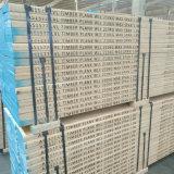 Planche d'échafaudage de LVL d'OSHA pour le coffrage d'échafaudage