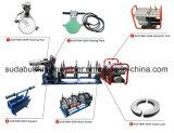 Sud40-200mm de Machine van het Lassen van de Fusie van het Uiteinde van het Polyethyleen