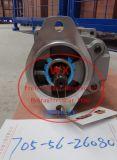 Wa200-5 좋은 품질 및 경쟁가격을%s 가진 유압 기어 펌프 705-56-26080/705-56-26081