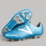 Ботинки футбола обуви напольных спортов дешевые для людей (AKXF-10)