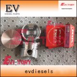 3t72 3GM30 3tna72 3t75 3tn75 Kolbenring-Zylinder-Zwischenlage-Installationssatz für Yanmar Maschinenteile