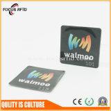 Antimarke des metallNFC RFID für das Anlagegut, das Lösung aufspürt
