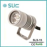 9W LEDの芝生ライト庭ランプの防水ライト