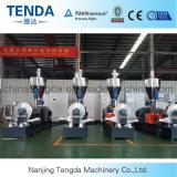 Composition de la machine en plastique d'extrusion de feuille de vis jumelle avec la qualité