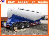 La fábrica de 30 toneladas de cemento a granel transporte semi remolque