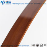 кольцевание края PVC 2mm с UV на поверхности