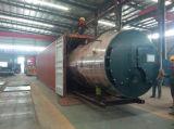 chaudière à eau chaude au fuel lourde de chaudière à vapeur de pétrole de 1ton 13bar Dissel