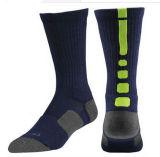 Großhandelsqualität kundenspezifische Dri passende Auslese-Basketball-Socken