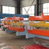 Machine à rouleaux de feuille de toit, les tuiles Usine de production
