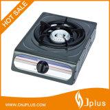 Brûleur unique Table Top cuisinière à gaz Jp-Gc101t