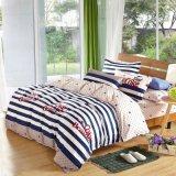Dispersar a impressão de poliéster de microfibra Bedding Set Home Produtos Têxteis