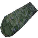 キャンプする屋外旅行携帯用寝袋の単一の寝袋をハイキングする