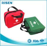 Sacchetto del pronto soccorso dell'hotel/cassetta di pronto soccorso/cassetta di pronto soccorso di campeggio