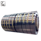 201 202 304 410 430 bande en acier inoxydable avec 2b/BA/8K/No. 4 Terminer